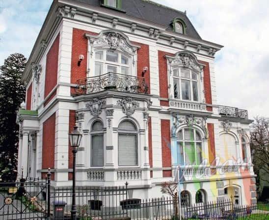 Eine Villa im Briller Viertel