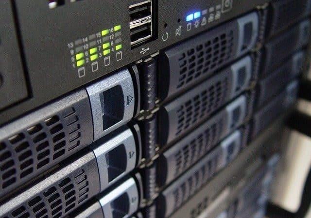 Server-Umzug